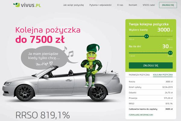 Vivus Barlinek  zadzwoń 600 111 551